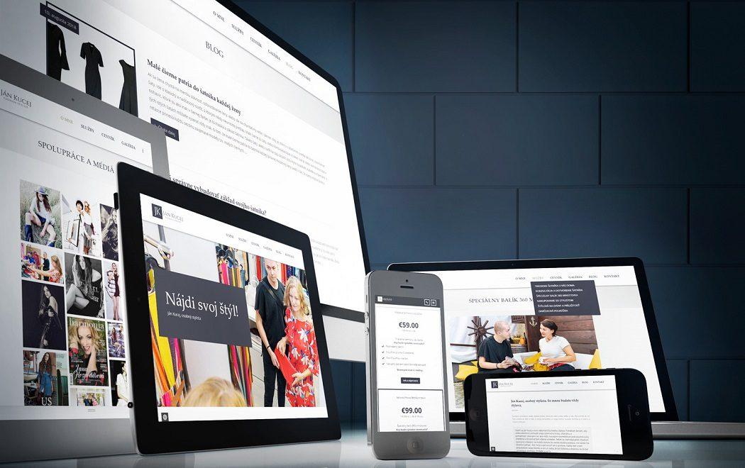 Web, content, SEO, produkcia pre www.osobnystylista.sk